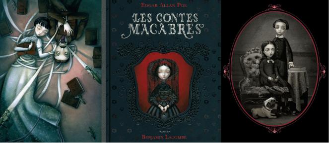 benjamin-lacombe-et-les-contes-macabres-de-poe
