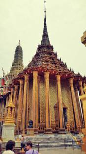 Temple Wat Phra Kaeo