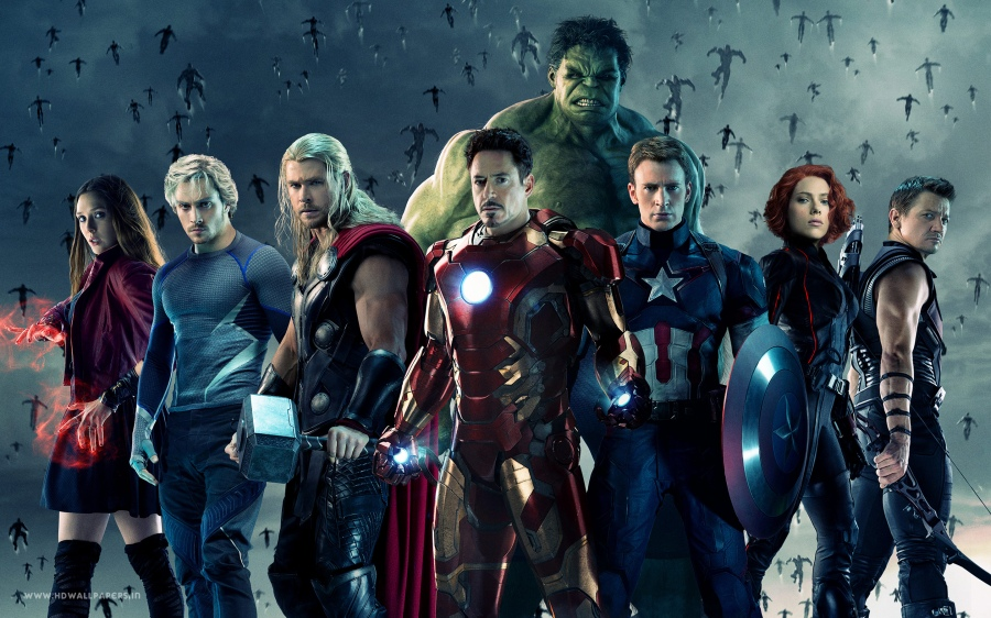 AVENGERS-AGE-OF-ULTRON-image-des-personnages-au-complet-Robert-Downey-Jr-Scarlett-Jeremie-Renner-Go-with-the-Blog