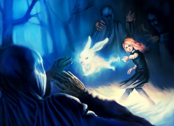 luna_lovegood_vs_dementors_by_patrickdeza