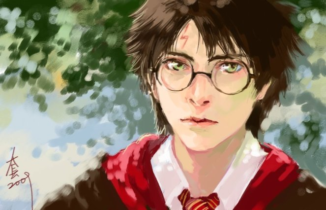 sketch__harry_potter_by_woshibbdou